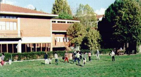 Giardino scuola primaria